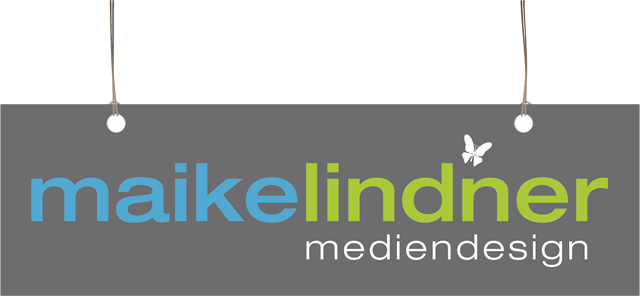 Logo: Maike Lindner, Mediendesign